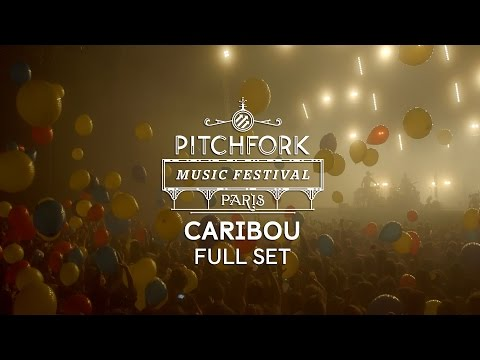 Caribou | Full Set | Pitchfork Music Festival Paris 2014 | PitchforkTV