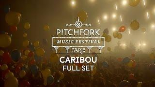 Caribou | Full Set | Pitchfork Music Festival Paris 2014 | PitchforkTV