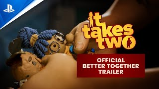 It takes two :  bande-annonce VOST
