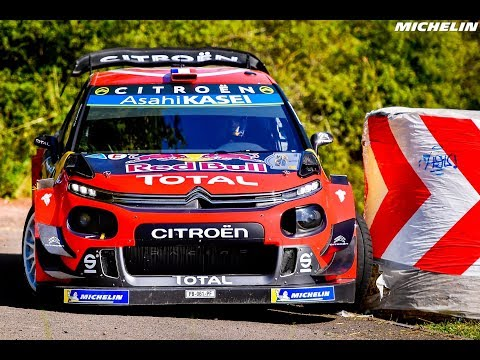 Shakedown - 2019 WRC Rallye Deutschland - Michelin Motorsport