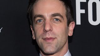Why Hollywood Won't Cast B.J. Novak Anymore