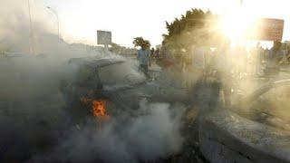 ليبيا: عشرات القتلى جراء تفجير سيارتين مفخختين في بنغازي ...