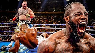 TOP 10 Heavyweight Knockouts In Boxing 2019