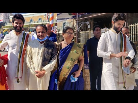 Bigg Boss 4 winner Abijeet visits Tirumala
