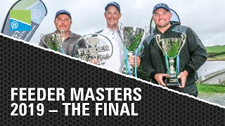 Video thumbnail for FEEDER MASTERS 2019 - THE FINAL! Preston Innovations Match Fishing Videos