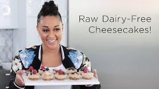 Tia Mowry's Gluten Free No Bake Cheesecake | Quick Fix