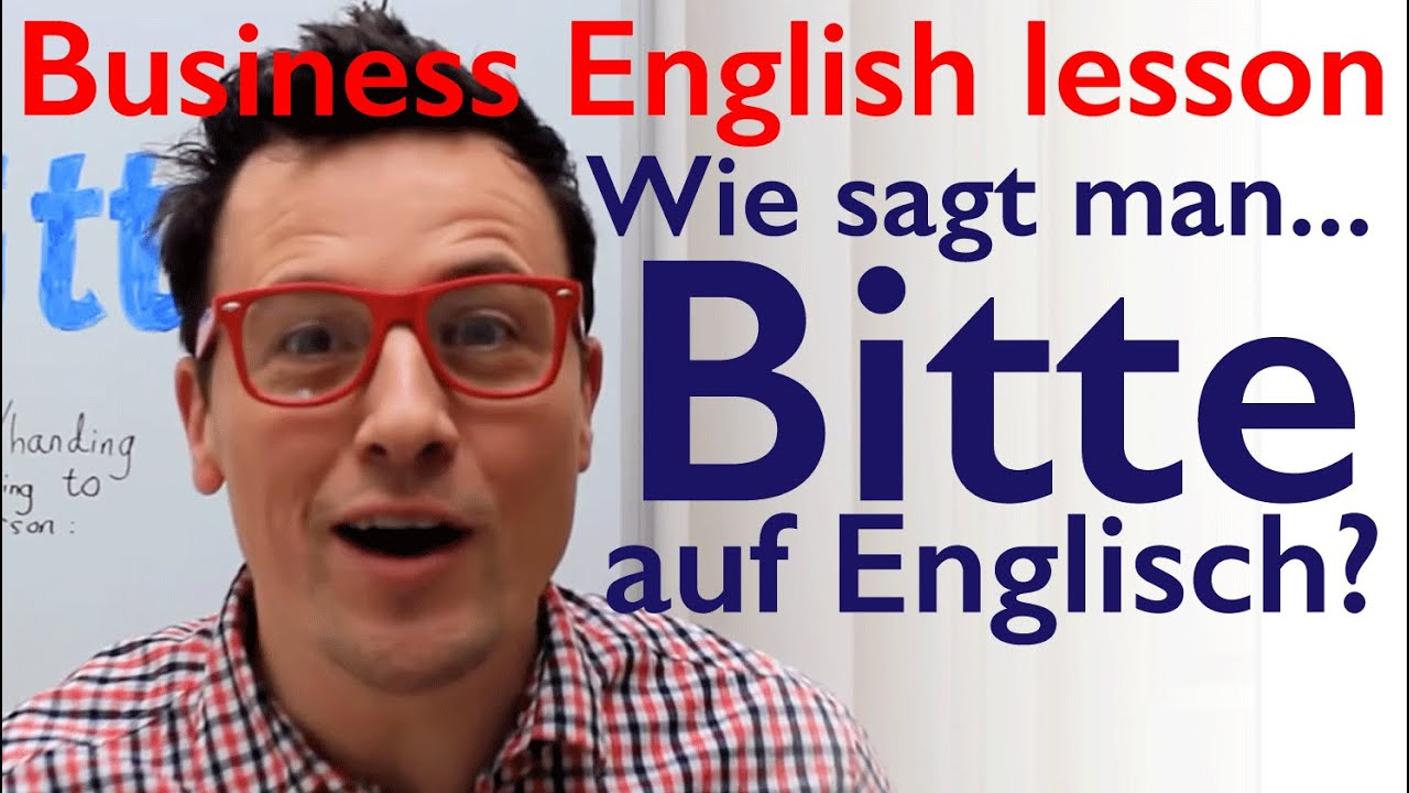 Geschickt Englisch