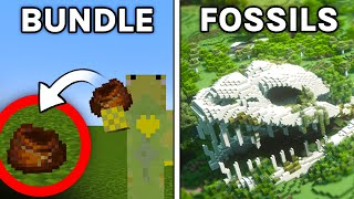 18 Exciting Changes In The New 1.18 Minecraft Update
