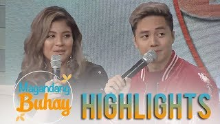 """Magandang Buhay: Sam and Kiana share that they don't celebrate """"monthsaries"""""""