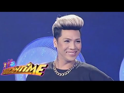 Vice Ganda as It's Showtime's surprise hurado