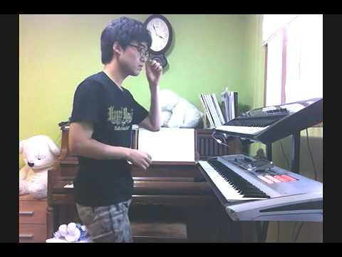 Sonata Arctica - San Sebastian (Keyboard full cover)