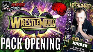 WM34 PACK OPENING #01 | DER HYPE IS REAL |  | WWE SuperCard
