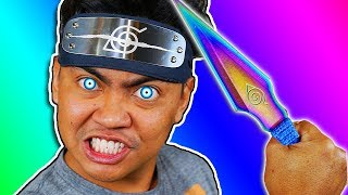 Trying Weird NINJA Gadgets You Never Knew About