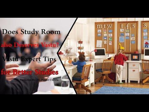 Does Study Room also Deserves Vastu? Vastu Expert Tips for Better Studies