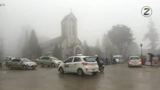 Nhà thờ đá Sapa | Nhà thờ Đức Mẹ Mân Côi giáo phận Hưng Hoá giáo xứ tại Sapa | ZaiTri