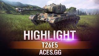 Битва на Миду! Т26Е5
