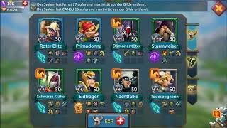 Lords  Mobile - After a long time - YouTube