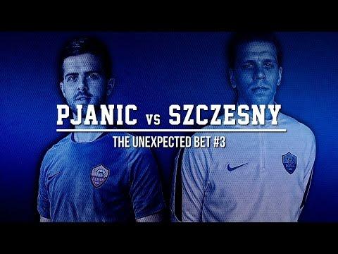 Pjanic vs Szczesny: unexpected bet Sisal Matchpoint