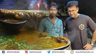 Pondicherry Food Tour - Mutton SAMOSA & PAAYA Soup | Chicken MACRONI | Franco - Tamil Food