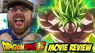 Dragonball Super: Broly - MOVIE REVIEW!!!