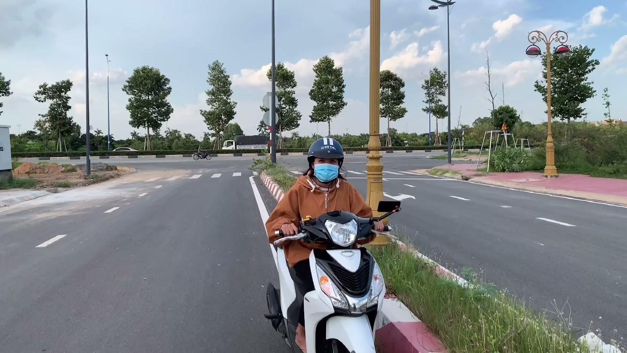Bán gấp đất mặt tiền nhựa DX 071, DT 6m*61m TC 100m2, gần ủy ban Phường Định Hòa video