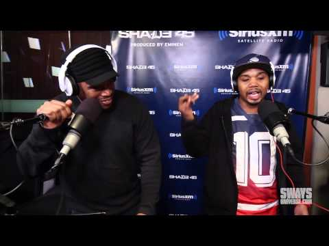 Charles Hamilton Freestyles over the 5 Fingers of Death