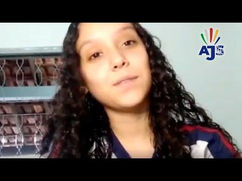 Ana Clara - 8º Ano B - Instituto Teresa Valsé - Uberlândia-MG