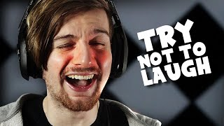 TRY NOT TO LAUGH CHALLENGE. (HILARIOUS clips throughout)