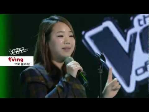 보이스코리아 시즌1 - [보이스코리아_유성은]Ten Minute sung by Yoo Sung-Eun @The Voice Korea_Ep.2