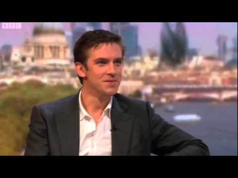 Dan Stevens/Matthew Crawley - Interview 2013 - YouTube
