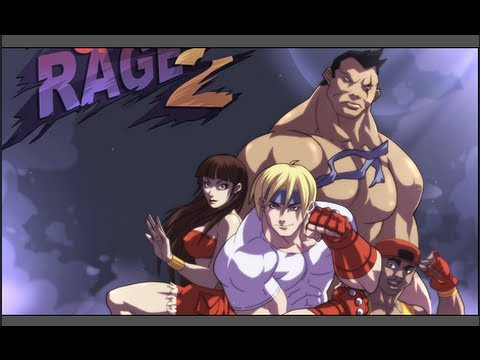 Streets of Rage 2: Old School Sunday