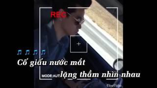 Thà Rằng Như Thế Remix KARAOKE - Phùng Ngọc Huy