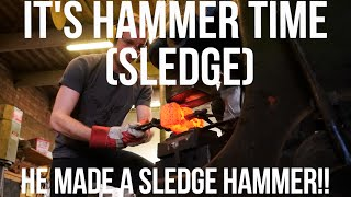 It's (SLEDGE) Hammer Time