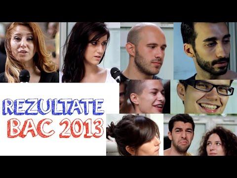 REZULTATE BAC 2013 - RAZI DE ITI BATI NEVASTA