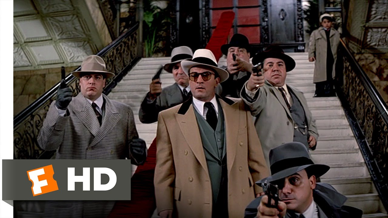 The Untouchables (6/10) Movie CLIP - You Got Nothing ...