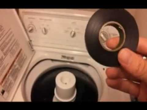 Kenmore Washer Lid Switch Bypass Youtube
