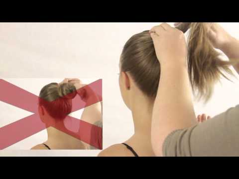 How To: THE PERFECT ballet bun