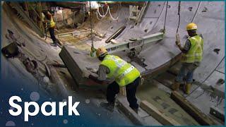 Constructing Singapore's Gigantic Subway System: Mass Rapid Transit   Building The Biggest   Spark