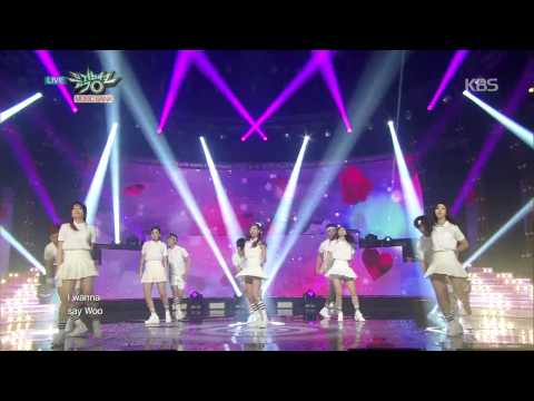 [HIT] 뮤직뱅크 - 샤넌(Shannon) - 왜요 왜요(Why Why).20150306