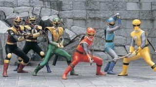 Sentai Rants Episode 3: Ninpuu Sentai Hurricanger