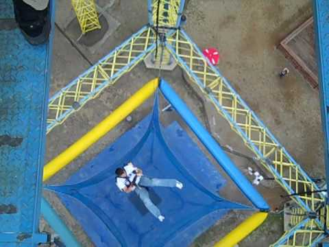 Zero Gravity Theme Park >> Dallas Attractions - Nothin' But Net Freefall at Zero ...