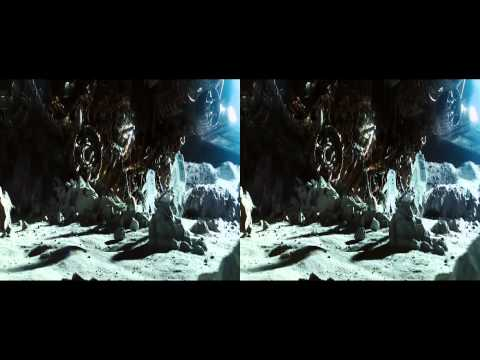 Transformers - Dark Of The Moon Trailer in 3d