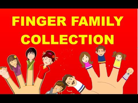 Baixar Finger Family Collection - 15 Finger Family Nursery Rhymes | Daddy Finger Nursery Rhymes