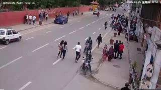 Earthquake in India 2017