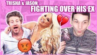 Trisha Paytas & Jason Nash FIGHTING over his EX WIFE ?! Psychic Reading