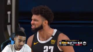 FlightReacts Lakers vs Nuggets - Full WCF Game 3 Highlights   September 22, 2020 NBA Playoffs!