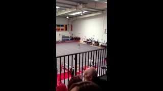 Phoebe-newman floor routine