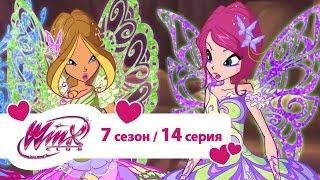 Клуб Винкс - Сезон 7 Серия 14 - Трансформация Тайникс | Мультики про фей для девочек