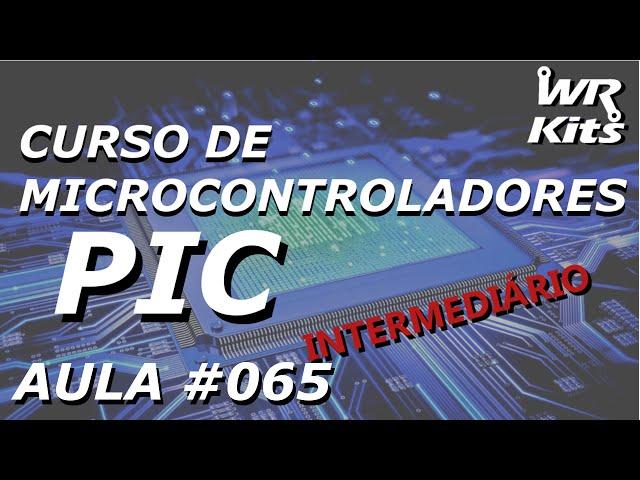 TIMER1 COM CLOCK EXTERNO SÍNCRONO | Curso de PIC #065