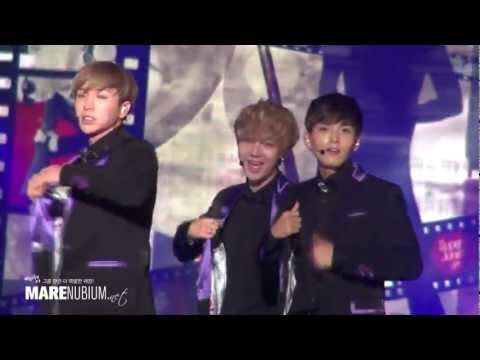 [120829] Music Bank K-Pop Festival - SPY (YESUNG)